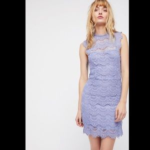 New Free People DayDream Bodycon Slip Dress XS